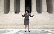 Supreme Court Justice Sonie Sotomayor
